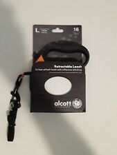 Alcott Retractable Leash For Dogs Up To 110lbs