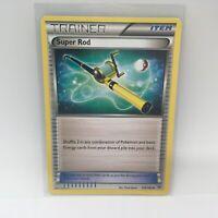 Super Rod 149/162 Uncommon XY Breakthrough Pokemon Card Near Mint