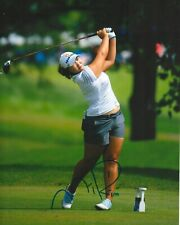 MIRIM LEE signed LPGA 8x10 photo with COA