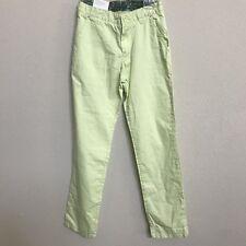 H&M Pant Girls 9-10y Nwt Key Lime