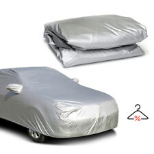 Large Size Outdoor Full Car Auto Cover Snow Dust Resistant Protection Waterproof