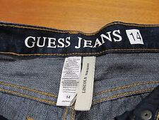 Guess Ladies Jeans Size 14 Lincoln Slim Skinny