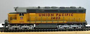 ATLAS HO Scale SDP-35 UNION PACIFIC Diesel Locomotive #1403; DCC Ready