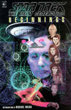 Beginnings (Star Trek: The Next Generation)-ExLibrary