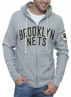 Brooklyn Nets Half Time Full Zip Hoodie
