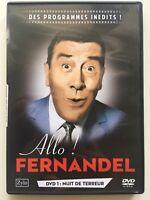 DVD neuf °°ALLO FERNANDEL - NUIT DE TERREUR°°