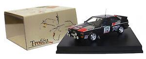 Trofeu 1603 Audi Quattro Portugal Rally 1981 - M Mouton 1/43 Scale