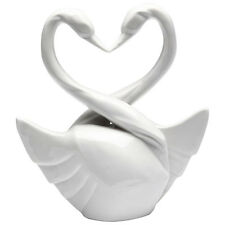 Appletree Design The Perfect Wedding Swan Cake Topper  5-3/4-Inch