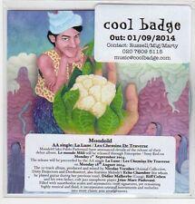 (FJ943) Moodoid, La Lune - 2014 DJ CD