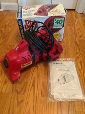 Dirt Devil Hand Vac Plus Vacuum 08130 Royal Household 2 Speed Sweeper Cleaner