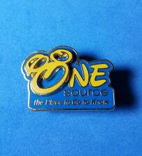 One Source the Place to Go to Know Cast Exclusive WDW Disney PIn LE