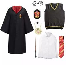Harry potter Costume Carnevale Cosplay Adulti Bambini