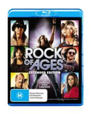 Rock Of Ages (Blu-ray, 2012, 2-Disc Set)