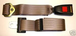 NEW Securon Seat Belt 210 Lap Belt x1 Beige
