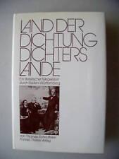 Land der Dichtung Dichters Lande Wegweiser Baden-Württe