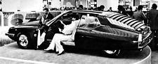 1972 Citroen SM Espace Heuliez Concept Factory Photo ua5319-VQUYW3