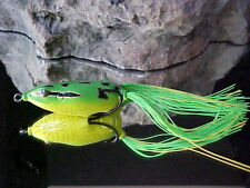Bass SPRO BronzeyeFrog65 Topwater Lure in Color GREEN TREE    Bass/Pike/Pickerel