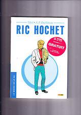 RIC HOCHET RARE ALBUM PETIT FORMAT TIRAGE SPECIAL LA LIBRE BELGIQUE TBE