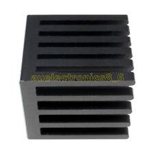 22X22X25 22x22x25mm IC 3M8810 Heat Sink Aluminum Cooling Fin Adhesive Heatsink