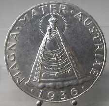 RRR!! 5 Schilling 1936, Magna Mater, Silber