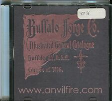 Buffalo Forge Co. Illustrated General Catalog 1896 (on CD-ROM)