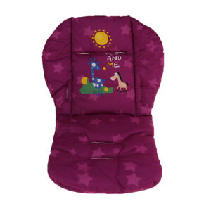 Kids High Chair Cover Mat Baby Stroller Liner Car Seat Pad Cushion Protector