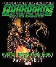 Rocket Racoon and Groot Steal the Galaxy! (2014, Hardcover)