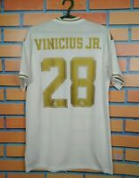 Vinicius JR. Real Madrid Jersey 2019 Home MEDIUM Shirt Adidas DW4433
