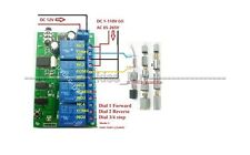 4 CH DTMF MT8870 Audio Decoder Smart Home Relay Controller Voice Phone Control