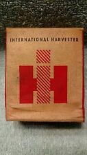 "NOS Box of 28 Vintage IH International Harvester Rivets 1/4 x 2 5/16"" Round Head"