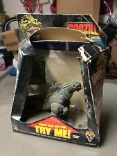 RARE! Trendmasters Toho Godzilla King of The Monsters 1994 Figure Godzilla