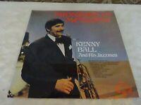 Kenny Ball Midnight in Moscow Original Album LP Record Vinyl