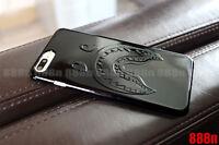 A Bathing Ape Bape Shark Black Hard Phone Case For Apple iPhone 8 7 Plus 6 6S