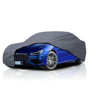 [PSD] Supreme Waterproof Full Car Cover for 2015-2021 Acura TLX Semi Custom Fit