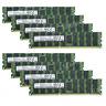 Samsung 256GB 8X32GB PC3-12800R DDR3-1600MHZ 240Pin ECC REG Server Memory Ram