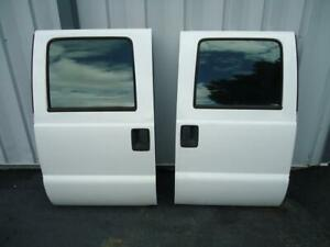 2008 2009 2010 2011 2012 Ford F-250 F250 Super Duty Rear Left or Right Door