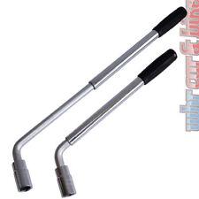 Eufab tuercas 17mm & 19mm extensible 38-54cm cromo vanadio acero