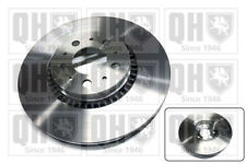 2x Brake Discs (Pair) Vented fits VOLVO V70 MK2 Front 2.4 2.4D 99 to 08 305mm QH