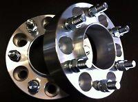"2 pcs GMC  Yukon Hub Centric Wheel Spacers 2"" 6x5.5"