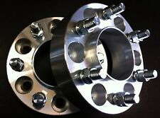 """2 Chevy Avalanche Escalade Tahoe K1500 Hub Centric Wheel Spacers 1.5"""" 6x5.5"""