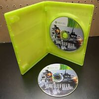 Battlefield 4 (Disc 1 Only) (Microsoft Xbox 360) Tested- Fast Shipping