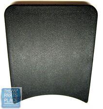 1970-81 Pontiac Firebird & Trans Am Rear Console Rear Cover - Black