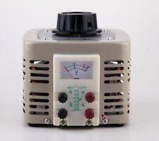 Salida de CA medido Variac variable Transformador 2 Amp 0-250V (tdgc 2-0.5KVA)