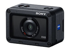 Sony RX0 Camcorder - Black