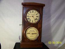 """Excellent"" Antique Seth Thomas c1879 Calendar Clock-Complete"