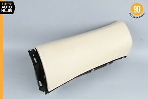 03-06 Mercedes R230 SL500 SL55 AMG Dashboard Glove Box Compartment Beige 60k