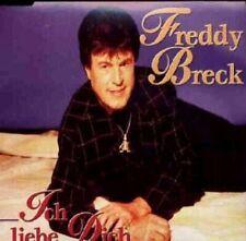 Freddy Breck Ich liebe dich  [Maxi-CD]