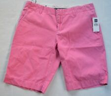 "NEW GAP WOMEN'S 6 Pink 11"" inseam City Bermuda Shorts"