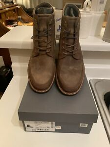ECCO Ian Mens Leather boots Size 12-12.5