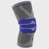 Compression Knee Support Sleeve - Brace for Sports Sprain, Running, Joint Pain